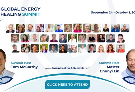 Global Energy Healing Summit 2021