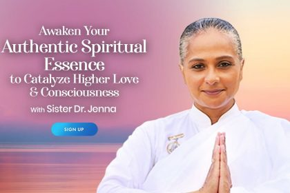Awaken Your Authentic Spiritual Essence to Catalyze Higher Love & Consciousness - With Sister Dr. Jenna