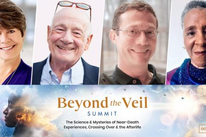 Beyond the Veil Summit 2021 - NDEs, Crossing Over, and the Afterlife