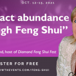 Diamond Feng Shui Fest 2021 - Attract Abundance, Better Health, and Greater Happiness