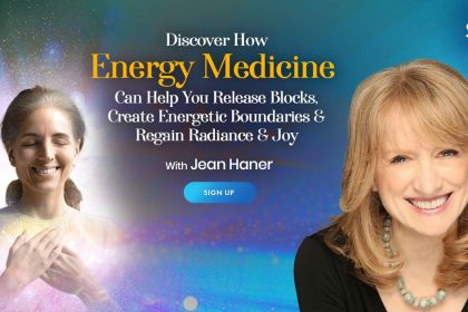 Energy Medicine Clearing: Heal, Release Trauma, and Create Healthy Boundaries - With Jean Haner