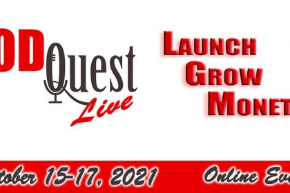 PodQuest Live: Become A Spiritual Podcast Host For Greater Impact & Income - With Michael Neeley