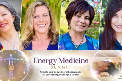 Energy Medicine Summit 2021 - For Self-Healing, Resilience, and Vitality