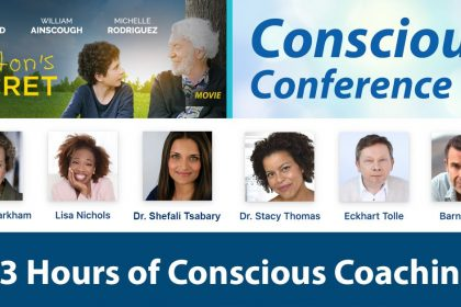 Conscious Parenting Conference - Featuring Eckhart Tolle & Hollywood Actors