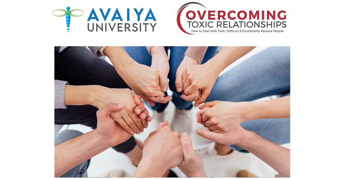 Overcoming Toxic Relationships Summit 2021 - Heal Relationship Trauma & Take Your Power Back