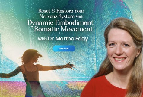 Reset & Restore Your Nervous System To Release Stress & Find Inner Peace - With Dr. Martha Eddy
